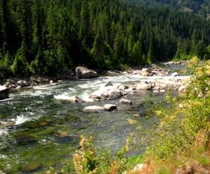 Idaho beauty.
